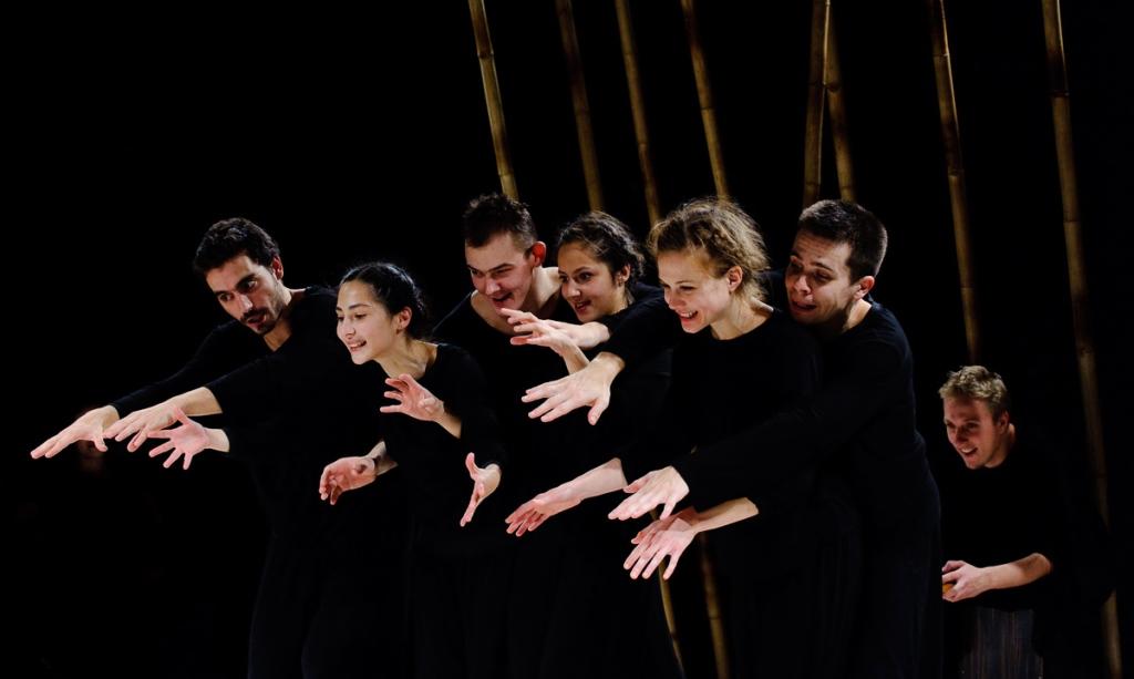 Maladype társulat: Leonce és Léna előadás (2009. október 28.)